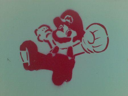 Super Mario - Kartuli tn